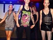 Nach der Modenschau wurde das Tattoo-Model 2011 gekürt.