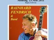 Rainhard Fendrich tritt mit seiner Band im Raimundtheater auf