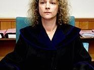Richterin Sonja Weis musste den Prozess im Mordfall Stefanie P. unterbrechen.