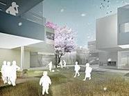 So soll der neue Bildungscampus Hauptbahnhof aussehen.