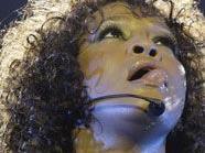 Whitney Houston kämpft gegen ihre Alkoholsucht