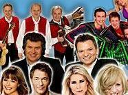 Auf der Schlager- und Volksmusik-Bühne geben sich zahlreiche Stars der Szene eine Stelldichein.