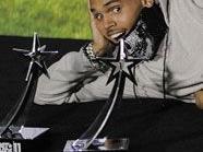 Chris Brown ist der Gewinner der BET Awards
