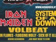 Das Nova Rock Festival ist ausverkauft