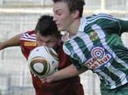 David Jelenko wechselt leihweise von den Rapid-Amateuren zur Vienna.