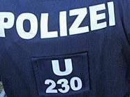 Die Polizei konnte zwei mutmaßliche Schlepper dingfest machen.