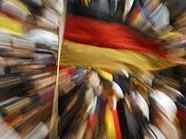 Die Polizei musste gegen hunderte deutsche Randalierer vorgehen.
