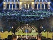 Die Wiener Linien verdichten ihre Intervall um alle Musikfans sicher zu den Konzerten und wieder nach Hause bringen können.