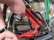 Für die Fahrraddiebe in 1010 Wien war die Flucht bald vorbei: Sie wurden verhaftet.