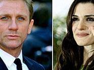 Happy End: Daniel Craig (43) und Rachel Weisz (41) haben geheiratet.