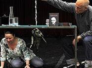 John Malkovich brilliert Ende Juni zum zweiten Mal als Jack Unterweger am Ronacher.