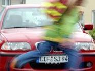 Kind auf Straße angefahren