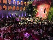 """Rund 2000 Gäste besuchten die """"Fete Imperiale"""" im Vorjahr."""