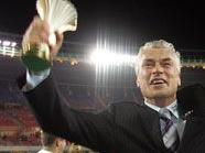 Toni Polster wird Trainer