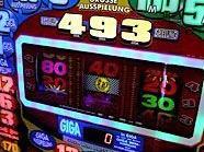 387 Spielautomaten wurden beschlagnahmt.