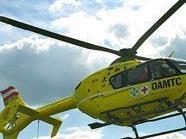 Der 60-jährige Biker wurde schwer verletzt ins AKH geflogen.