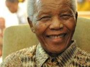 Der Freiheitskämpfer Nelson Mandela feiert Geburtstag