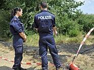Der Verdächtige im Fall der verbrannten Leiche in Nickelsdorf soll ein Teilgeständnis abgelegt haben.