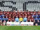 Die Mannschaft des SC Freiburg trainiert seit 5 Jahren im Montafon.