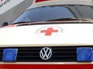 Die Rettung brachte den 10-Jährigen nach dem Unfall in 1150 Wien ins Krankenhaus.