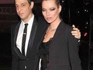 Kate Moss und ihr Mann veröffentlichen erstes Foto nach der Hochzeit
