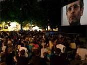 Kino unter Sternen: Zum dritten Mal am Karlsplatz.
