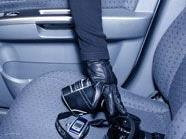 Mann im gestohlenem Auto von der Polizei aufgehalten