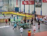 Sportbegeisterte Schüler und Schülerinnen