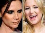 Victoria Beckham und Kate Hudson sind Mamas geworden