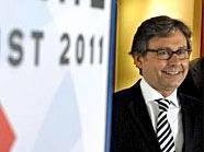 Alexander Wrabetz bleibt Generaldirektor des ORF.