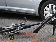 Der 44-jährige Radfahrer starb an den Folgen des Unfalls. (Symbolbild)
