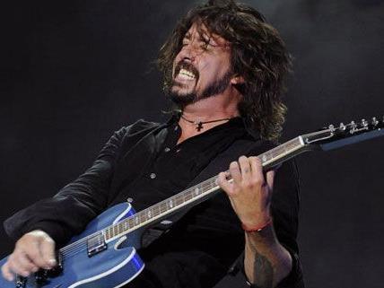 Die Foo Fighters beendeten das Frequency 2011 mit einer grandiosen Show.