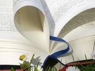 Lesen unter freien Himmel in Linz