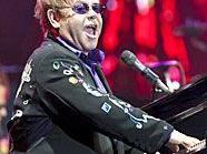 Riesen-Show: Elton John (64) möchte die Olympischen Spiele in London mit einem großen Auftritt ehren.