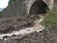 Schwere Unwetter in Niederösterreich
