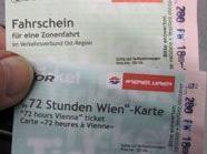1,80 für eine Tageskarte in Wien - tolles Angebot!