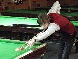 Alexander Gauss, Heeres- Snooker und English Billiards Club HSEBC