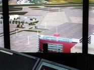 Auch der Wiener Tower wird bei der Austro Control simuliert