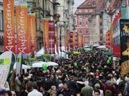 Bühne frei fürs Aufsteirern in Graz
