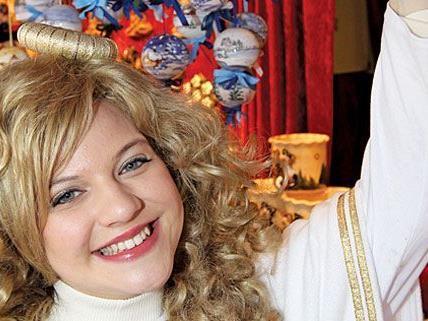Wer wird das Wiener Christkindl 2011?