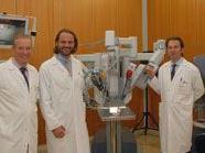 Der Neue im Chirurgenteam: da Vinci, der Roboter!