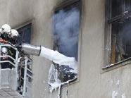 Im 12. Bezirk fing eine Wohnung Feuer, Symbolbild