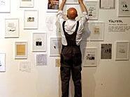 Rudi Klein wird vom Wien Museum zum Geburtstag mit einer eigenen Ausstellung geehrt.
