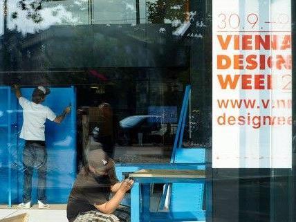 Die Vienna Design Week startet am 29. September 2011.