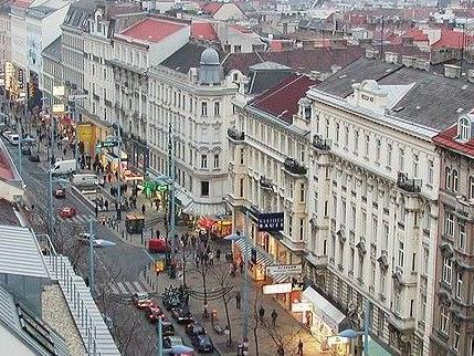 Soll die Wiener Mariahilfer Straße zur Fußgängerzone werden?