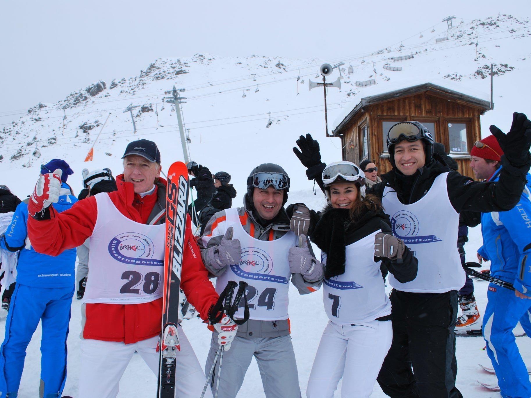 Einen Profi-Skikurs im ****Alpen-Avantgarde-Hotel Solaria in Ischgl vom 27. November bis 2. Dezember 2011 gewinnen!