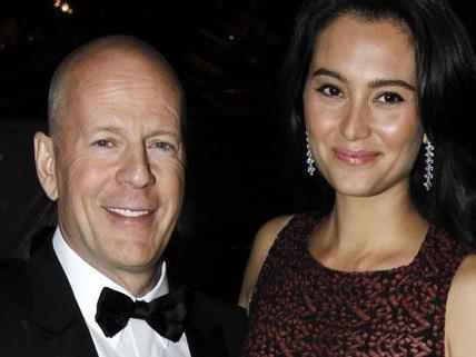 Bruce Willis wird wieder Papa