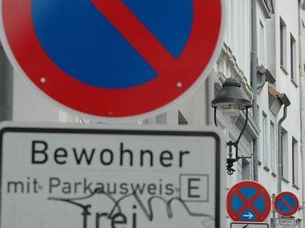 Höhere Strafen für Falschparker in Graz