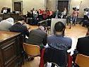 32 Rapid-Fans auf der Anklagebank in Wien