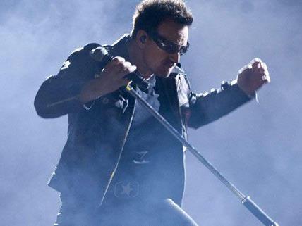 U2 sind die Besten